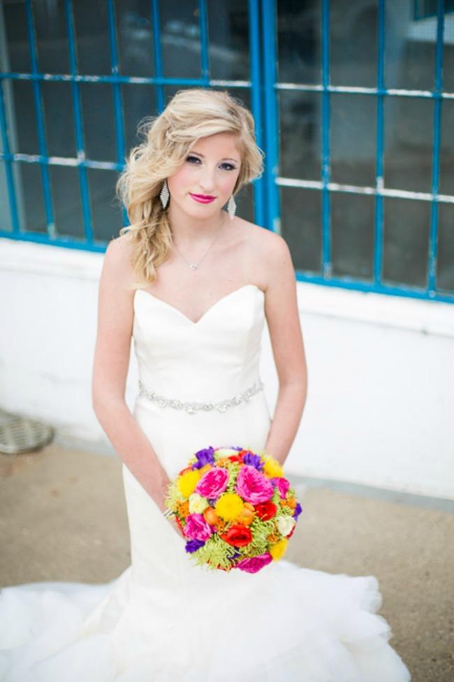izaberite fluorescentne boje za vencanje 1 Izaberite fluorescentne boje za venčanje