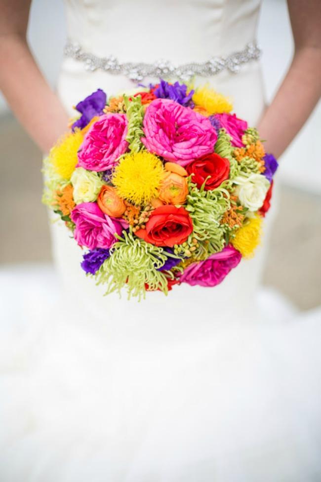 izaberite fluorescentne boje za vencanje 2 Izaberite fluorescentne boje za venčanje