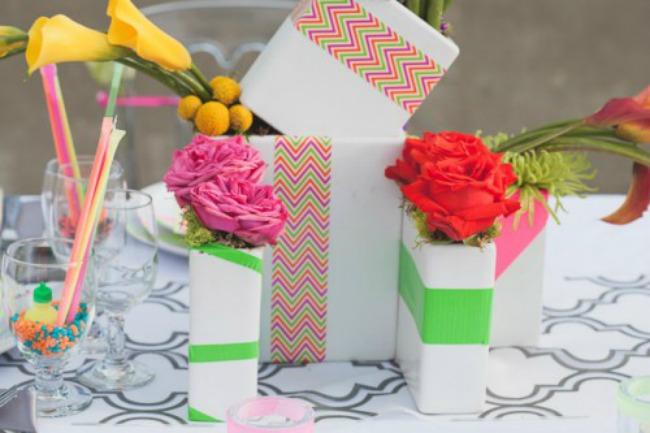 izaberite fluorescentne boje za vencanje 8 Izaberite fluorescentne boje za venčanje