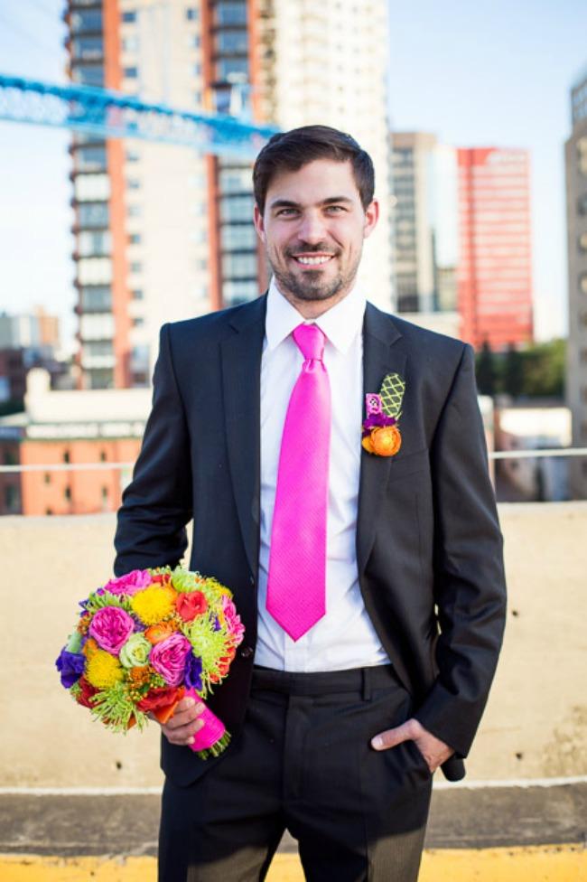 izaberite fluorescentne boje za vencanje 9 Izaberite fluorescentne boje za venčanje