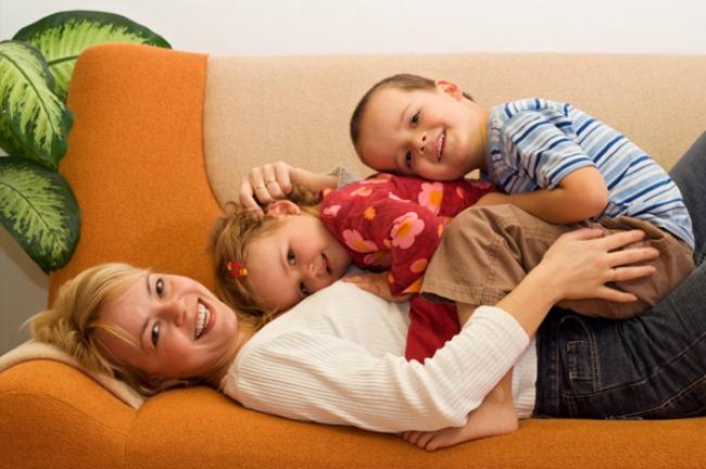 mama sa decom Istine o materinstvu koje vam mama neće priznati