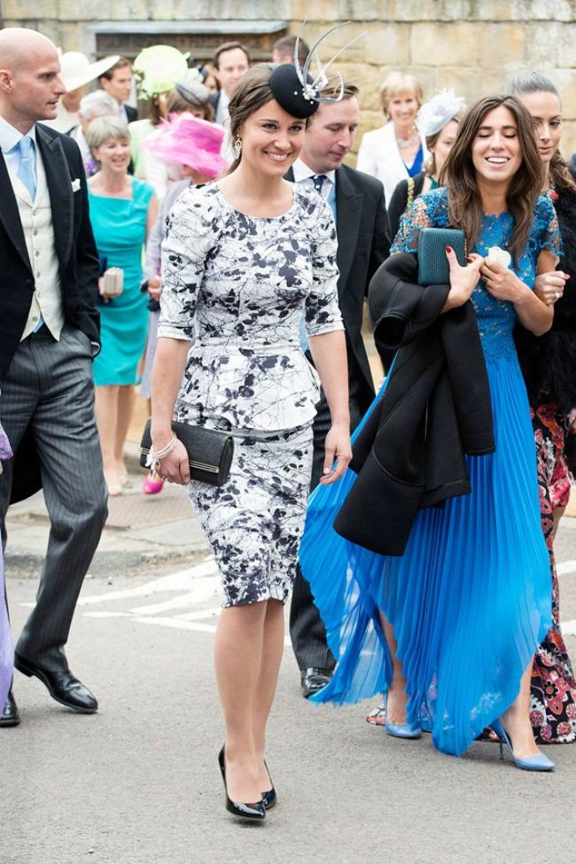 najstilizovaniji poznati gosti na vencanjima pipa midlton Najstilizovaniji poznati gosti na venčanjima