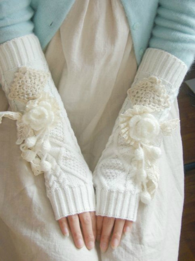 obogatite vase vencanje pletenim detaljima 4 Upotpuni svoje venčanje pletenim detaljima
