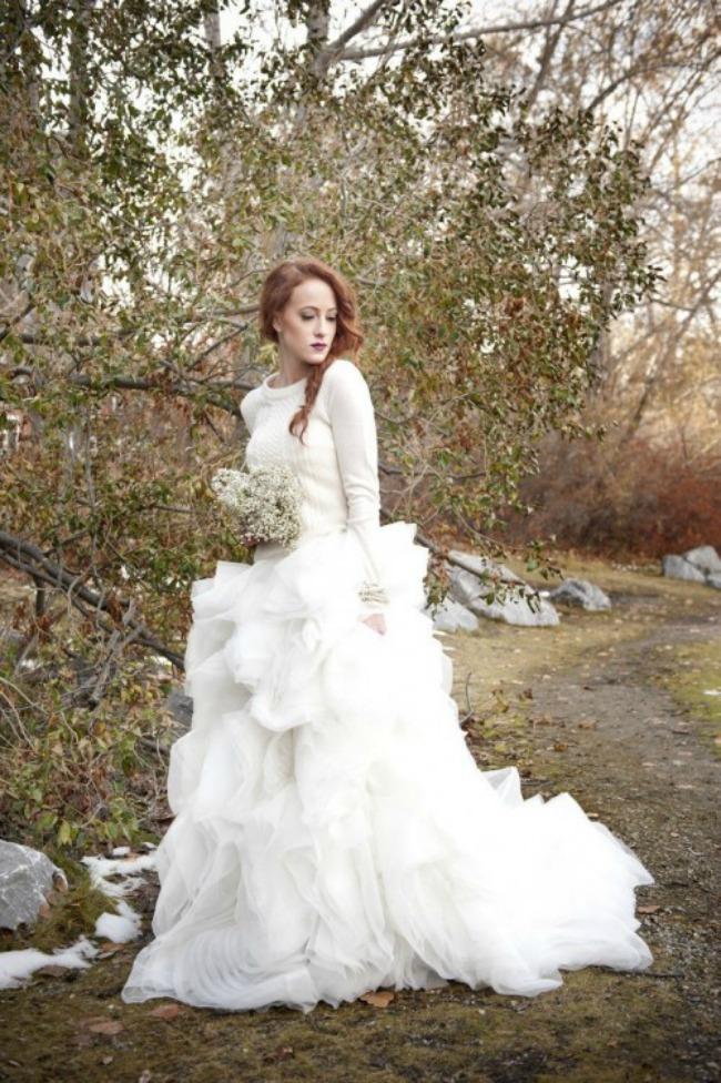 obogatite vase vencanje pletenim detaljima 6 Upotpuni svoje venčanje pletenim detaljima