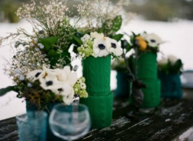 obogatite vase vencanje pletenim detaljima 7 Upotpuni svoje venčanje pletenim detaljima