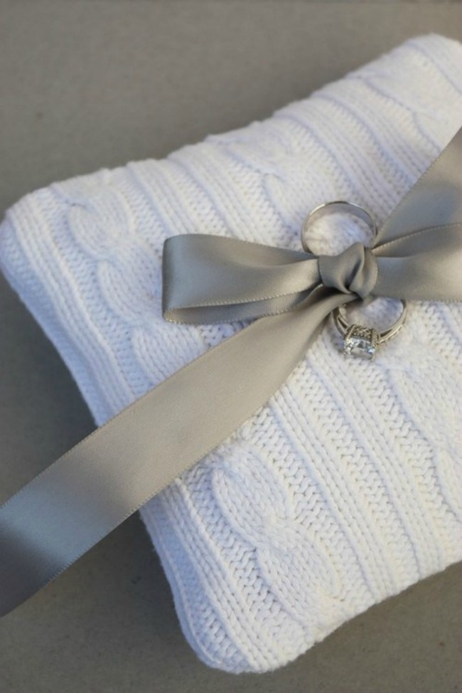 obogatite vase vencanje pletenim detaljima 8 Upotpuni svoje venčanje pletenim detaljima