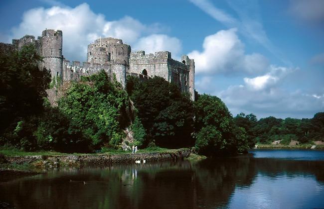 pembruk zamak Savršen medeni mesec: Obilazak zamkova sveta