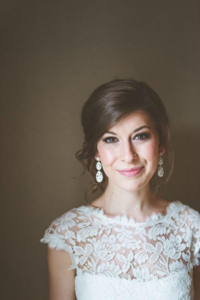 ponesite upecatljive mindjuse na vencanju 10 Ponesite upečatljive minđuše na venčanju