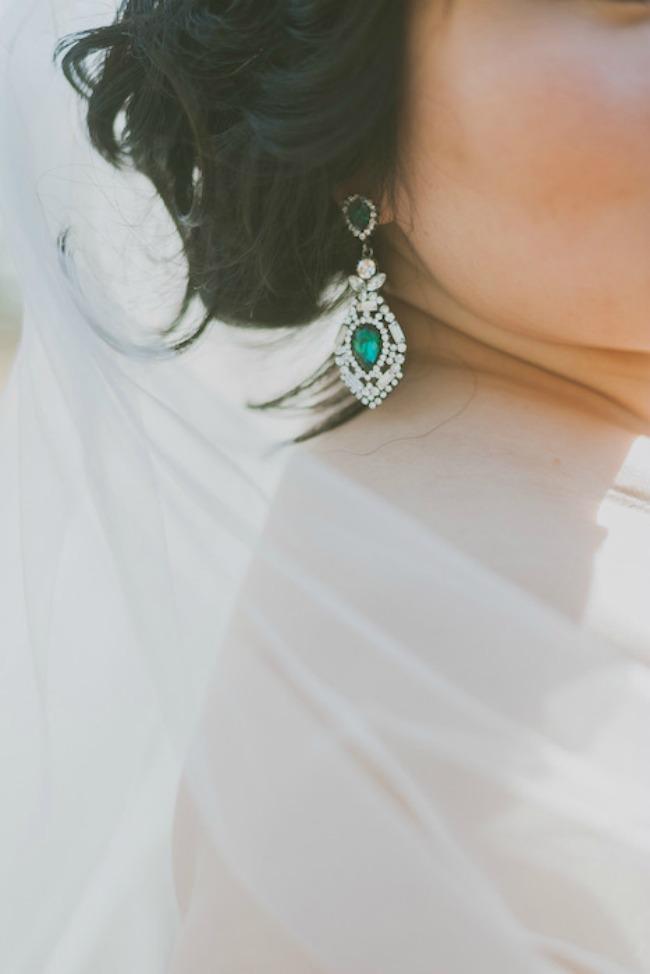 ponesite upecatljive mindjuse na vencanju 2 Ponesite upečatljive minđuše na venčanju
