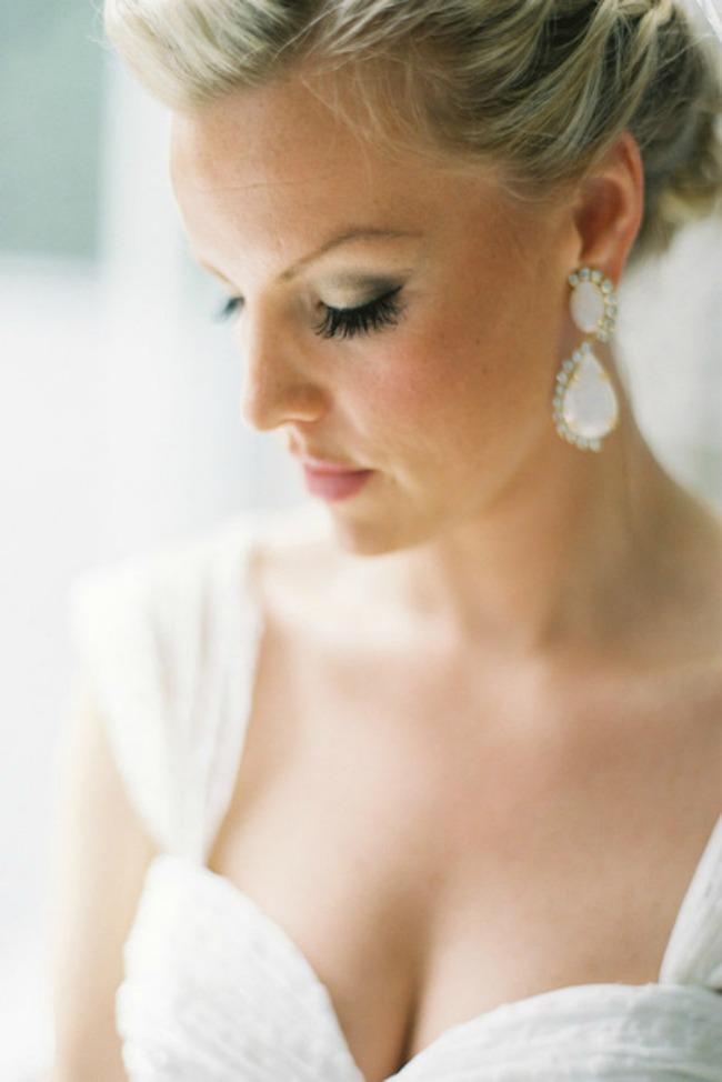 ponesite upecatljive mindjuse na vencanju 3 Ponesite upečatljive minđuše na venčanju