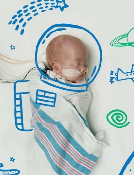 Neverovatne fotografije prevremeno rođenih beba