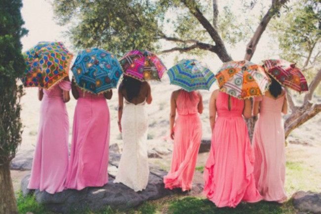 prosarajte svoje vencanje zanimljivim bojama 1 Prošarajte svoje venčanje zanimljivim bojama