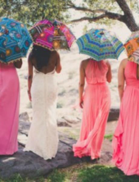 Prošarajte svoje venčanje zanimljivim bojama