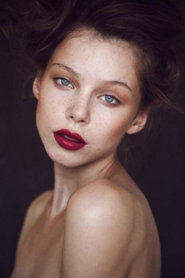 savrsena sminka za mlade koje imaju pegice 8 Savršena šminka za mlade koje imaju pegice