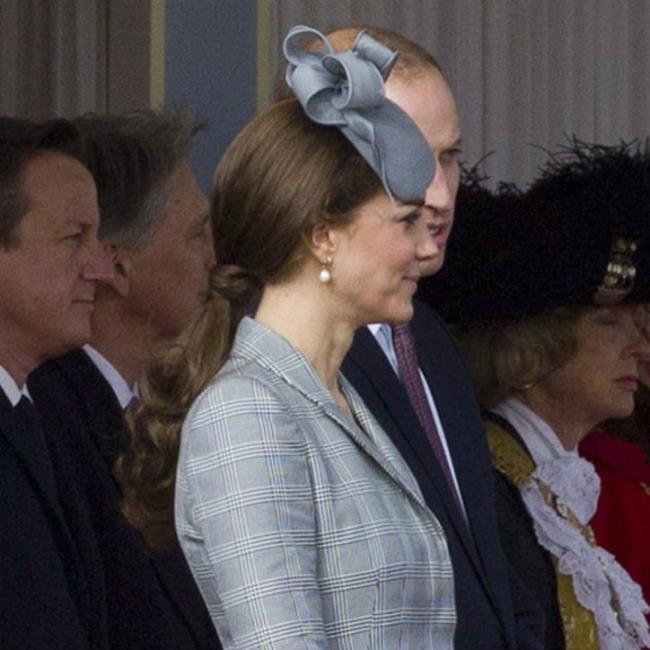 sik frizura za vencanje konjski rep princeza kejt Šik frizura za venčanje: Konjski rep