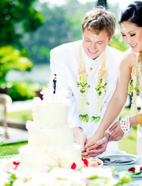 Tradicionalno tajlandsko venčanje