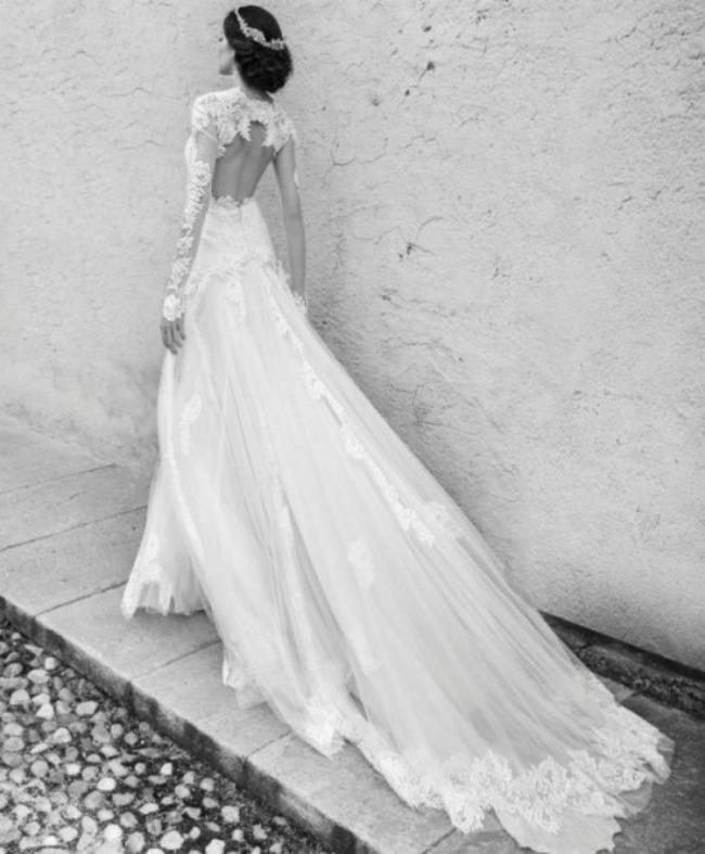 vencanica sa slepom 5 Haljine za venčanje: Venčanice sa šlepom