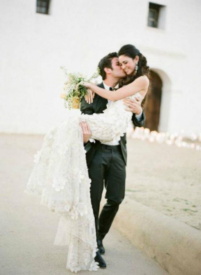 vencanica sa slepom 6 Haljine za venčanje: Venčanice sa šlepom