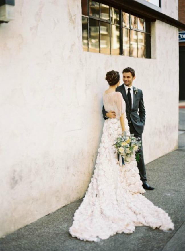 vencanica sa slepom 7 Haljine za venčanje: Venčanice sa šlepom