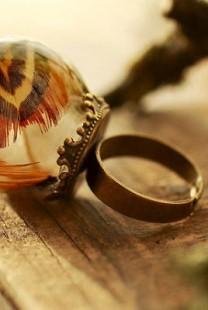 Zanimljivo vereničko prstenje