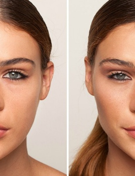Šminka: Konturisanje lica