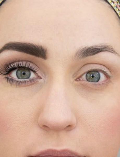 Šminka: Osvežite umorne oči