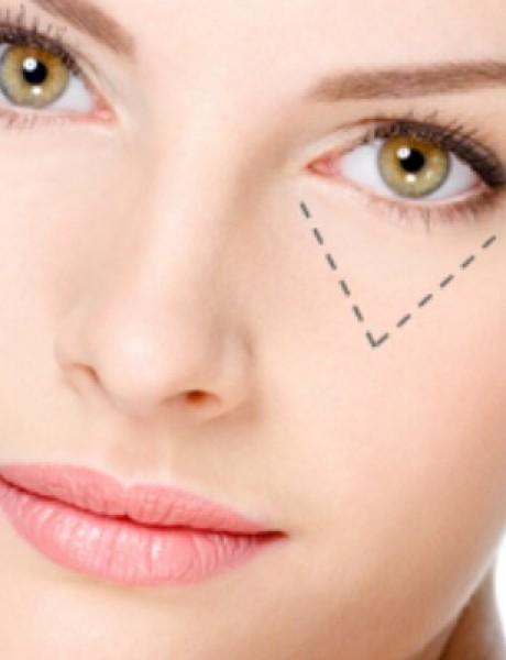 Šminka: Pravilno nanošenje korektora