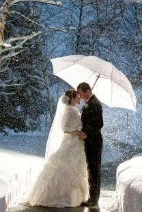 Šta obući za zimsko venčanje?