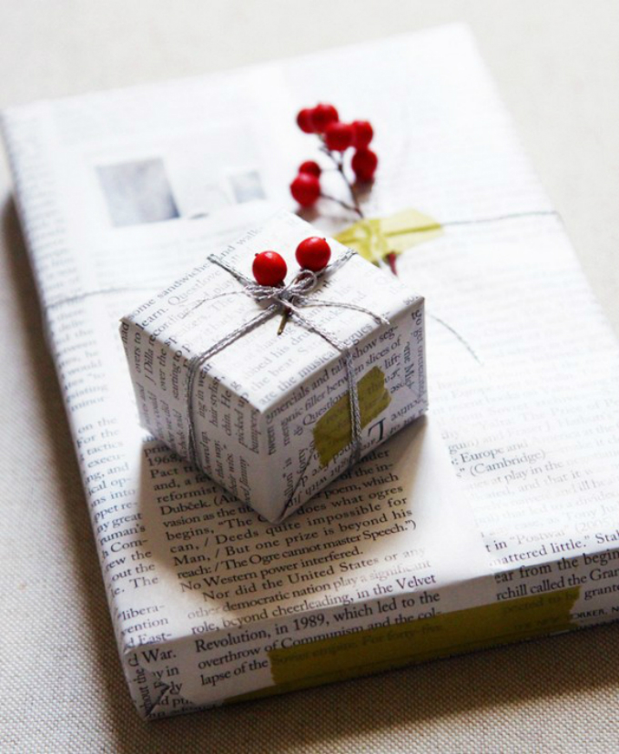 2 Novogodišnje ideje: Kako da zapakujem poklon
