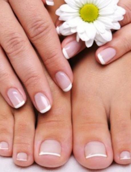 Kako da sama izbeliš svoje nokte?