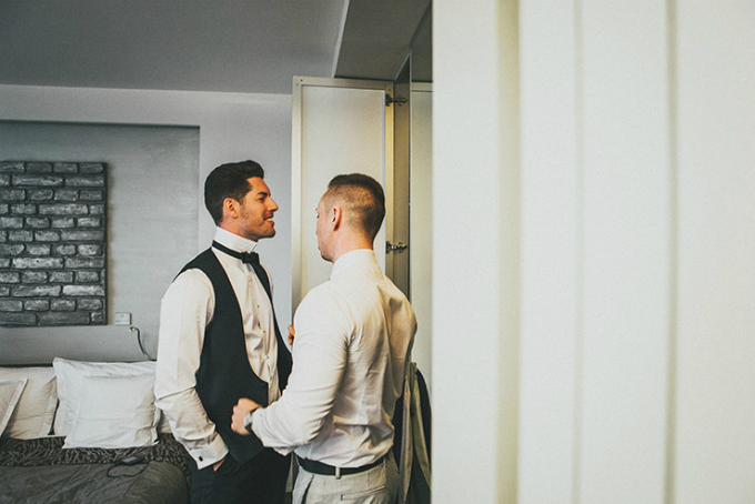 Milica i Johnatan vencanje 8 Naše glamurozno venčanje: Milica i Johnatan