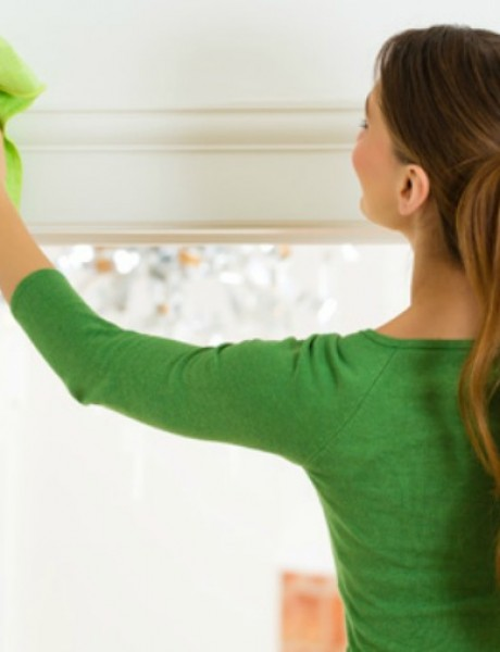 Počisti kuću za pet minuta!