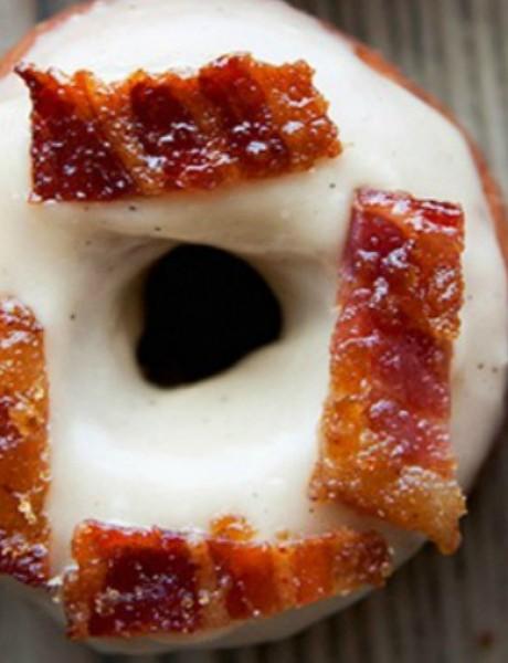 Recept: Krofne sa kandiranom slaninom