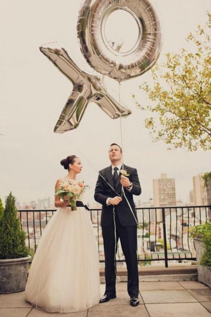 baloni trend 2 Otkrijte novi trend u dekoraciji venčanja