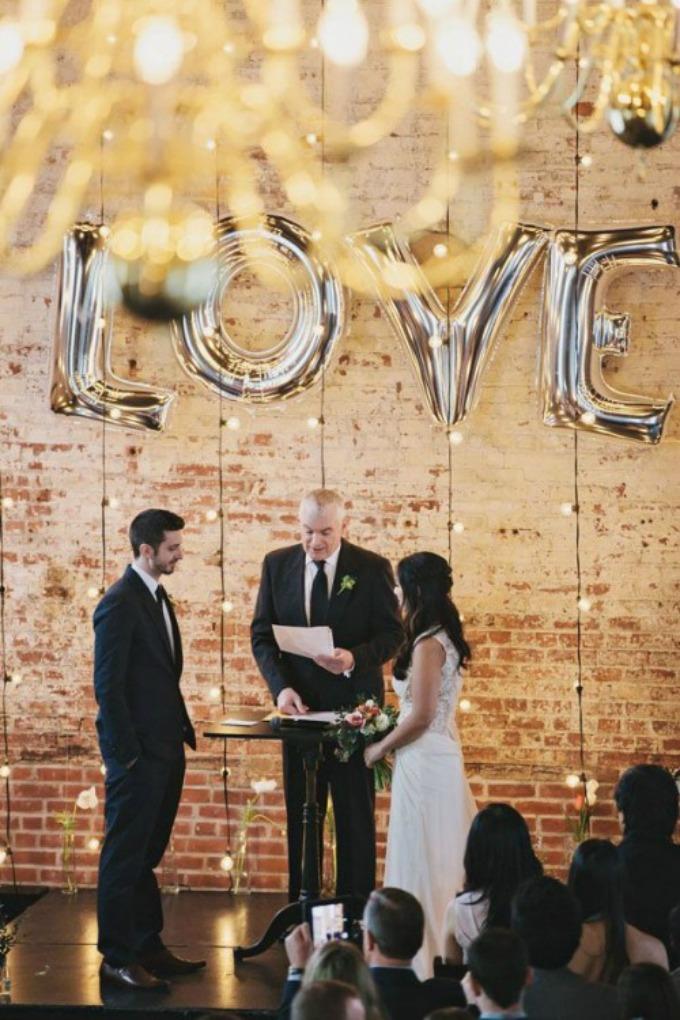 baloni trend 3 Otkrijte novi trend u dekoraciji venčanja
