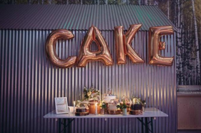 baloni trend 4 Otkrijte novi trend u dekoraciji venčanja