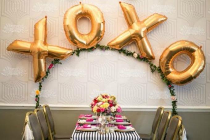 baloni trend 5 Otkrijte novi trend u dekoraciji venčanja