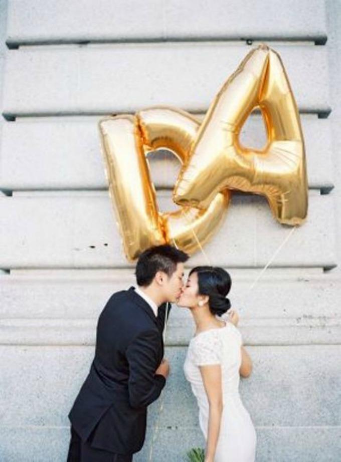 baloni trend 6 Otkrijte novi trend u dekoraciji venčanja