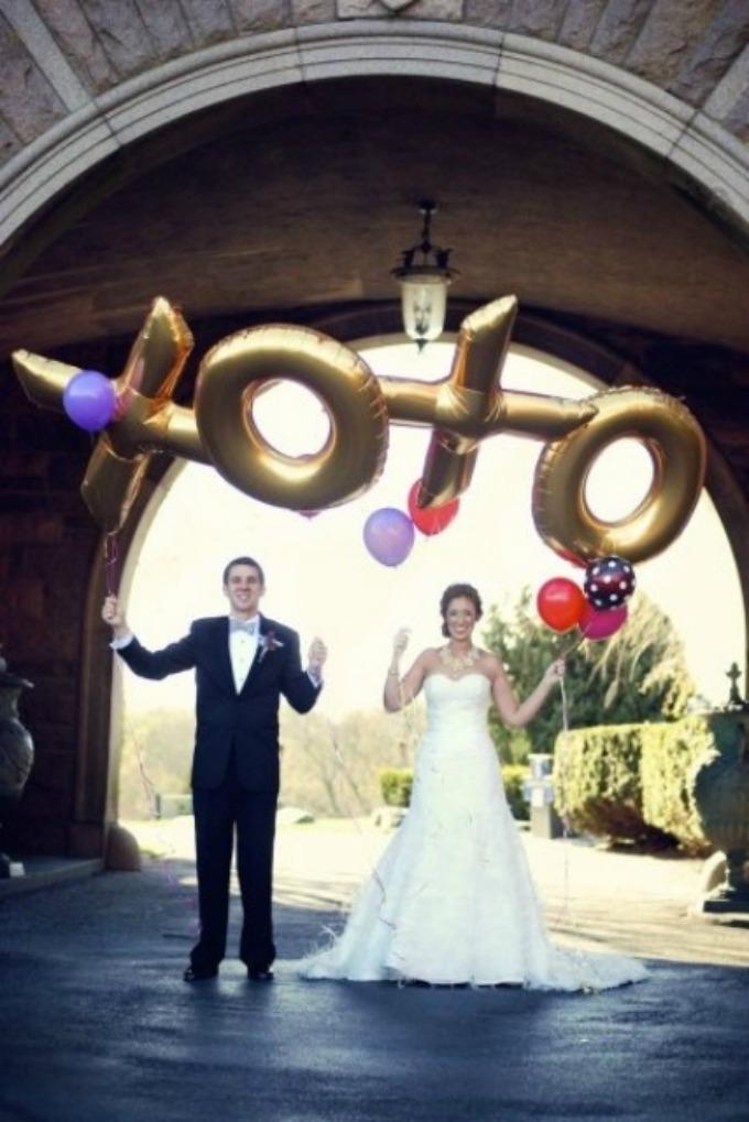 baloni trend 8 Otkrijte novi trend u dekoraciji venčanja