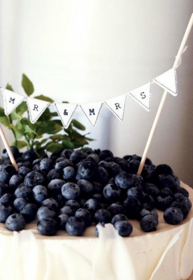 cizkejk 8 Alternativa za svadbenu tortu: Čizkejk