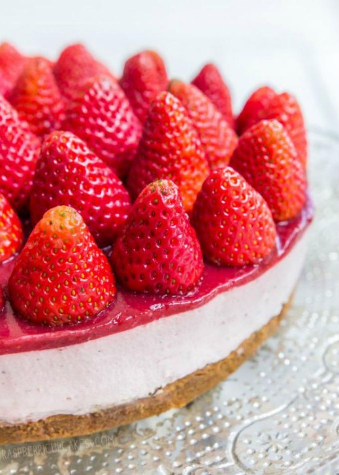 cizkejk 9 Alternativa za svadbenu tortu: Čizkejk