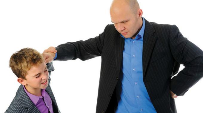 fizicko zlostavljanje Zabrana telesnog kažnjavanja dece ukida prava roditelja