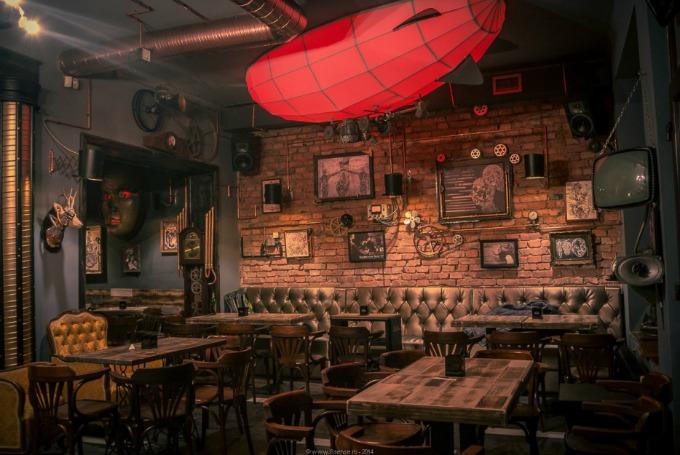 joben bistro Neobični restorani koje morate posetiti