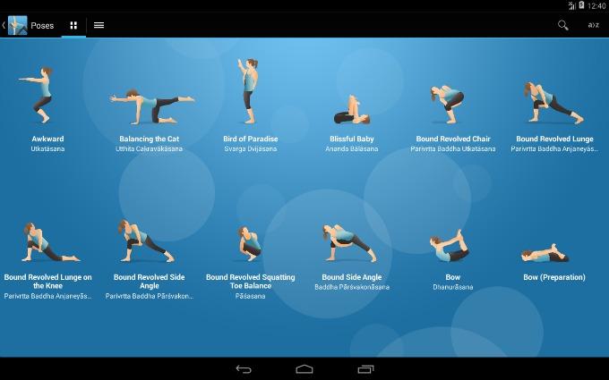 joga Najbolje fitnes aplikacije za buduće mlade