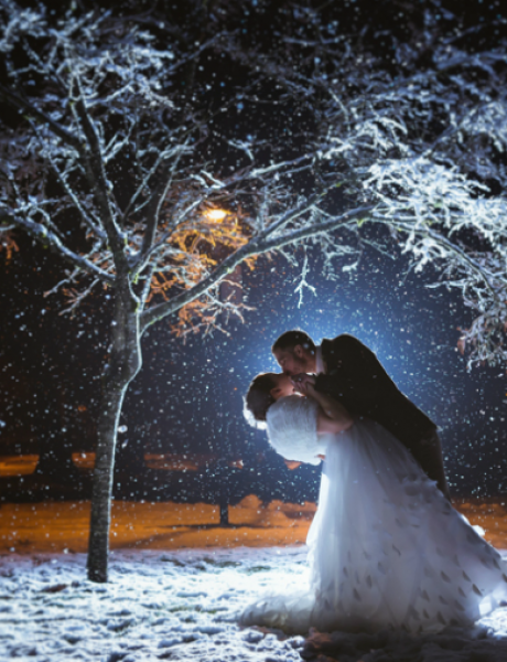Magično venčanje na snegu