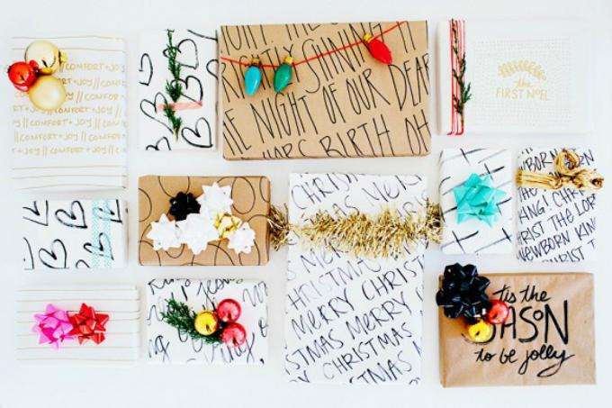 main Novogodišnje ideje: Kako da zapakujem poklon