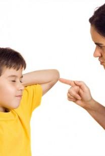 Svađa sa detetom
