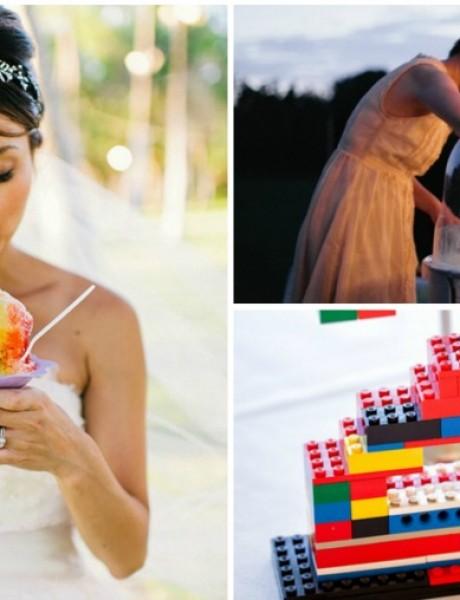 Venčanje inspirisano detinjstvom
