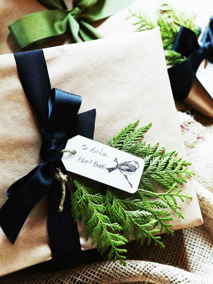 nnn Novogodišnje ideje: Kako da zapakujem poklon