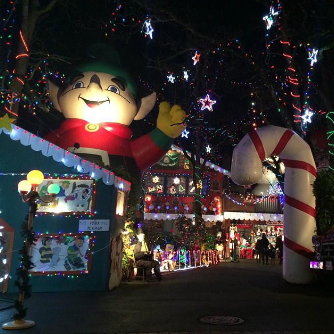 nova godina1 Novogodišnja euforija: Najukrašenije kuće